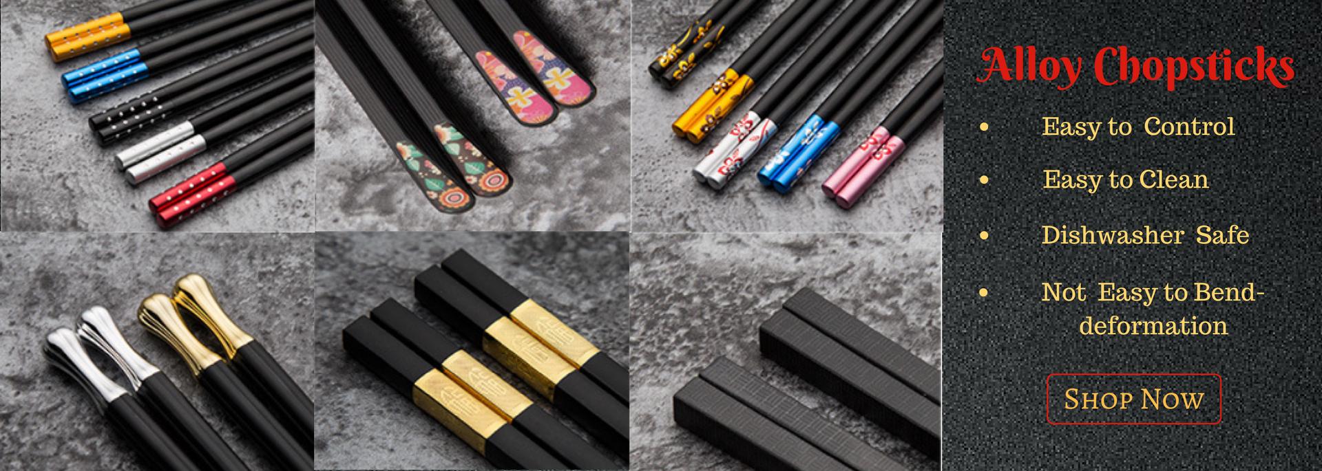 Alloy Chopsticks | WhiteStone