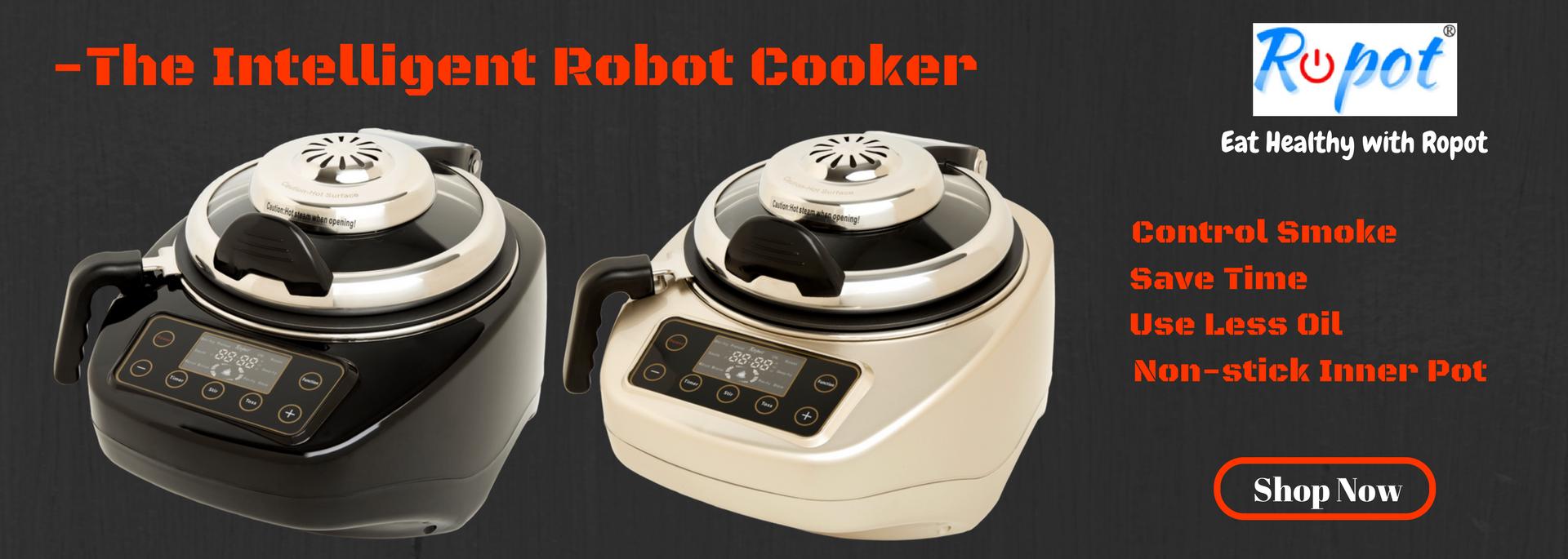 Ropot Cooker | WhiteStone