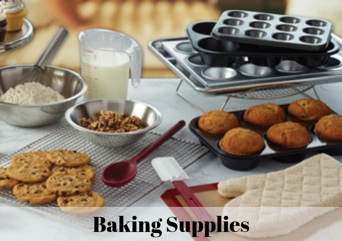 Baking Supplies | WhiteStone Kitchen Supply Inc.