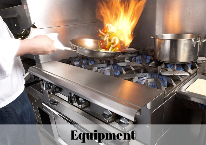 Equipment | WhiteStone Kitchen Supply Inc.