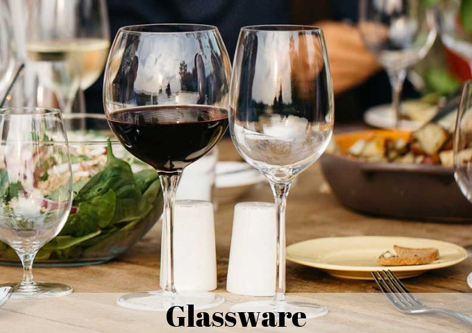 Glassware | WhiteStone Kitchen Supply Inc.
