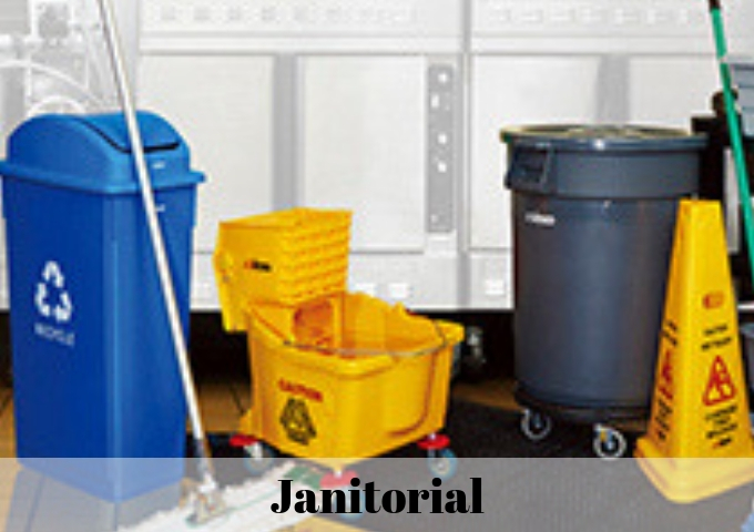 Janitorial | WhiteStone Kitchen Supply Inc.