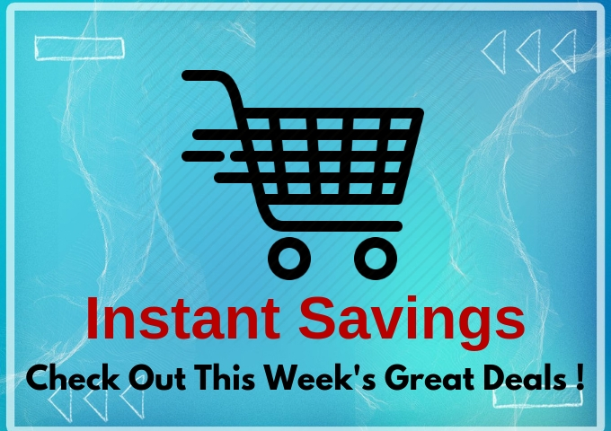 Instant Savings | WhiteStone Kitchen Supply Inc.