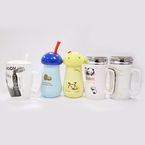 Ceramic Vacuum Cup
