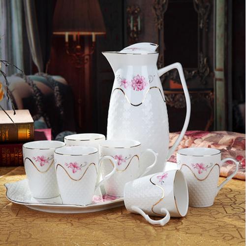 Ceramic Water Set