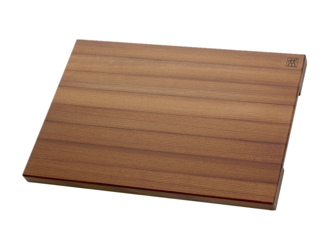 ZWILLING Chestnut Cutting Board, Large 23.5″ X 15.75″ X 1.4″ | White Stone