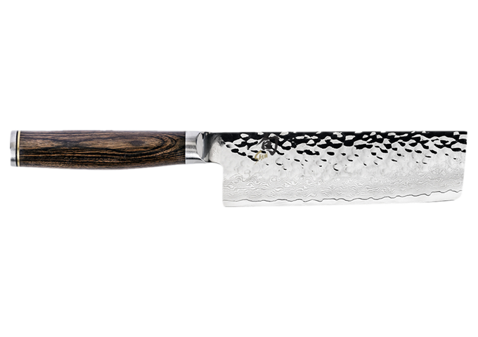 Shun Premier 5.5-in. Nakiri Knife | White Stone
